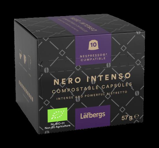 Löfbergs Nero intenso Nespresso-kompatibel kapsel