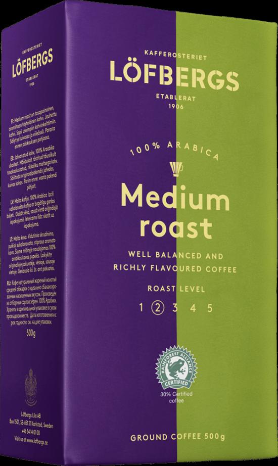 Medium roast 500g
