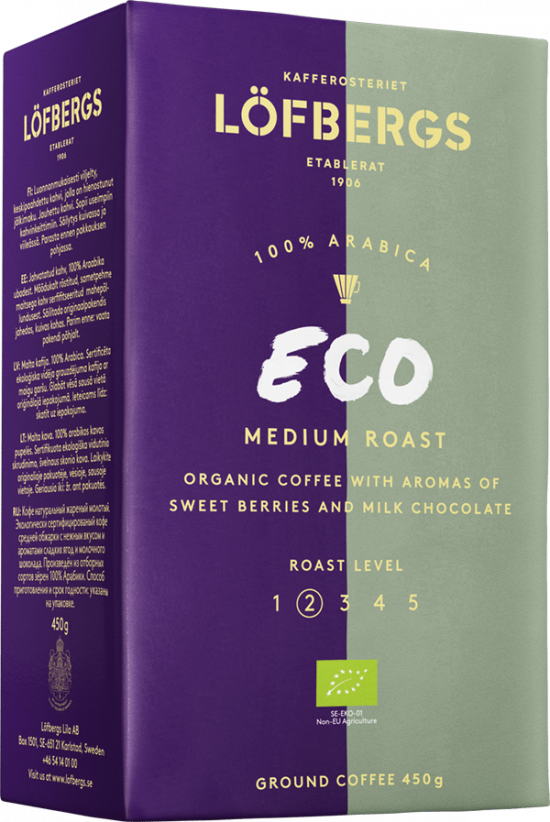 Eco MediumRoast 450g